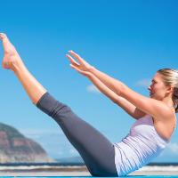 Imagem ilustrativa da terapia Pilates
