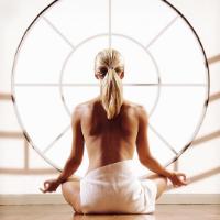 Imagem ilustrativa da terapia Meditação