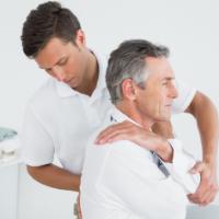 Imagem ilustrativa da terapia Quiropraxia