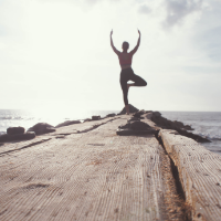 Imagem ilustrativa da terapia Yoga